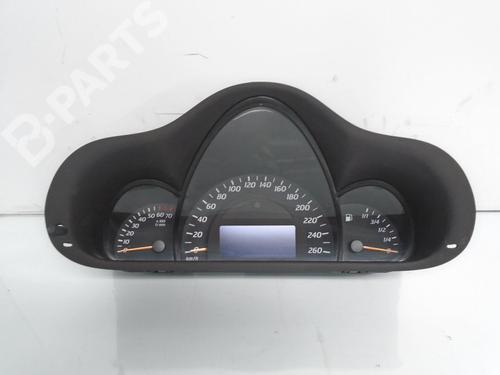 110080184011   Cuadro instrumentos C-CLASS Coupe (CL203) C 200 Kompressor (203.742) (163 hp) [2002-2008]  7178696