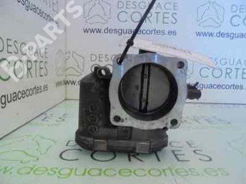 Drosselklappe AUDI A3 (8L1) 1.8 T 06A133062C | 0280750036 | 6 PINS | 32739986