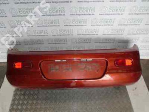 NARANJA | Pára-choques traseiro NEON II 2.0 16V (133 hp) [1999-2006]  5525327