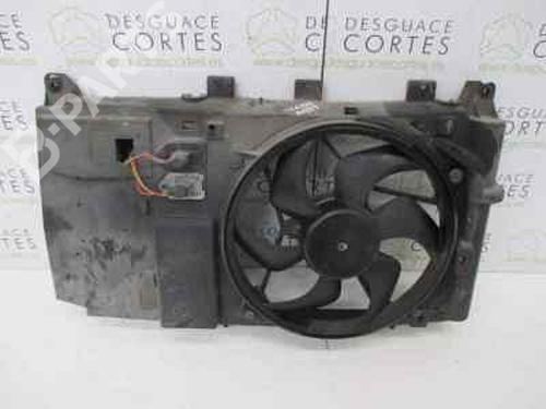 1253C8 | Kjølevifte elektrisk XSARA PICASSO (N68) 2.0 HDi (90 hp) [1999-2011]  5453685