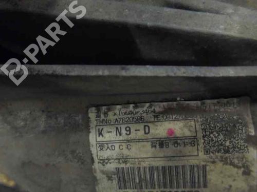 KN9D | CASCO NO | Caixa velocidades manual SEBRING (JS) 2.0 CRD (140 hp) [2007-2010]  5537013