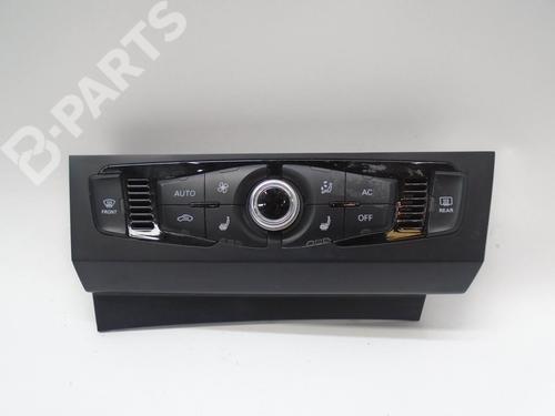 Klimabedienteil AUDI A5 Sportback (8TA) 2.0 TDI (177 hp) 8K1820043AG |