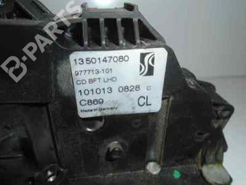 Høyre foran lås FIAT DUCATO Van (250_, 290_)  1350147080 | 6 PINS | 32739055