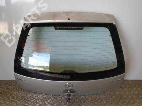 PLATA | 1º  5P | Bakluke CC/Kombi-Kupé CORSA C (X01) 1.0 (F08, F68) (58 hp) [2000-2003] Z 10 XE 5657000