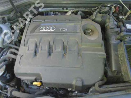 Motor AUDI A3 (8V1, 8VK)  CRKB 121.000 KM   CASCO SI   32740953