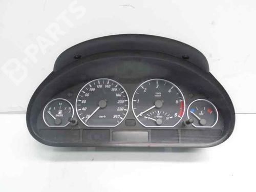 0263639286 | Quadrante 3 Coupe (E46) 320 Cd (150 hp) [2003-2006]  7064942