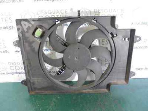 PIN  2+1+1 | Ventilateur radiateur 147 (937_) 1.9 JTD (937.AXD1A, 937.BXD1A) (115 hp) [2001-2010]  5536818