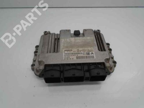 0281011863 | 9655943580 | Motorstyringsenhet C4 I (LC_) 1.6 HDi (90 hp) [2004-2011]  6162189