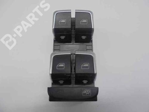 Fensterheberschalter links vorne AUDI A5 Sportback (8TA) 2.0 TDI (177 hp) 8K0959851F |