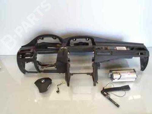 Kit airbags 5 (E60) 530 d (218 hp) [2002-2005]  5533262