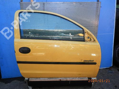 Dør høyre foran CORSA C (X01) 1.0 (F08, F68) (58 hp) [2000-2003]  5500322