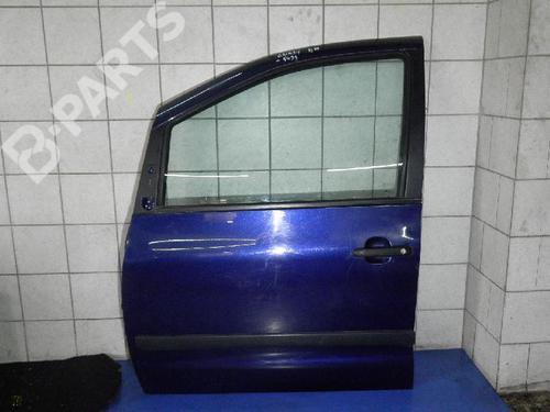 Left Front Door GALAXY (WGR) 1.9 TDI (115 hp) [2000-2006] AUY 5509093