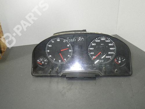AUDI: 8A0919033E Kombinert Instrument 80 (8C2, B4) 2.0 (90 hp) [1991-1994]  5519011