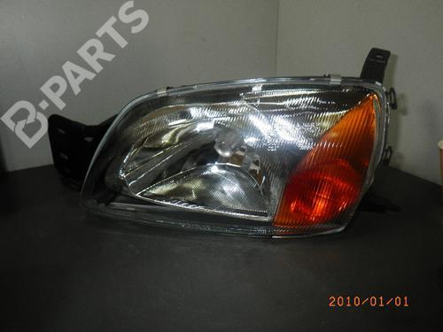 FORD: 431-1146L-LD-EM Left Headlight FIESTA IV (JA_, JB_) 1.3 i (60 hp) [1995-2002]  5488533