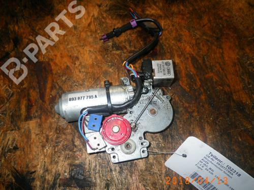 AUDI: 893877795A Viskermotor bakrute 80 (8C2, B4) 2.0 E (115 hp) [1991-1994]  5473233