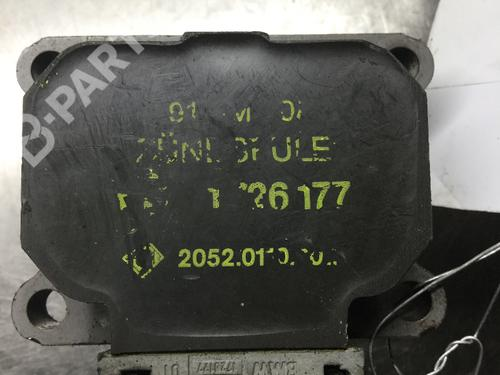 BMW: 1726177 , 2052.0110.002, 20520110002 Zündspule 3 Coupe (E36) 320 i (150 hp) [1991-1998]  5508184