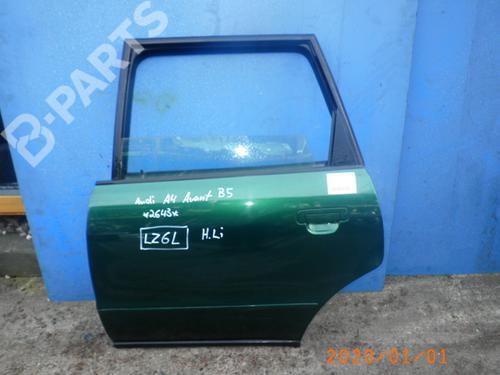 Porte arrière gauche A4 Avant (8D5, B5) 1.8 (125 hp) [1996-2001]  5505126