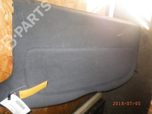 Rear Parcel Shelf A3 (8L1) 1.6 (102 hp) [2000-2003]  5491152