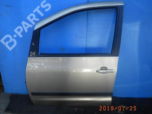 Left Front Door GALAXY (WGR) 1.9 TDI (115 hp) [2000-2006]  5492084