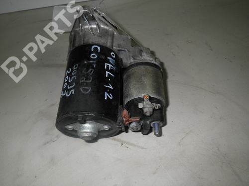 VAUXHALL CORSA D 1.0 PETROL A10XEP STARTER MOTOR 55568572 0001107495