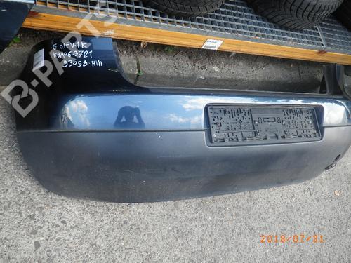 Pára-choques traseiro GOLF V (1K1) 1.4 16V (75 hp) [2003-2006] BCA 5475773