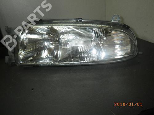 FORD: 3201871 Left Headlight FIESTA IV (JA_, JB_) 1.4 i 16V (90 hp) [1996-2002]  5489534