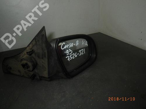 Ryggespeil høyre CORSA B (S93) 1.2 i (F08, F68, M68) (45 hp) [1993-2000]  5479058
