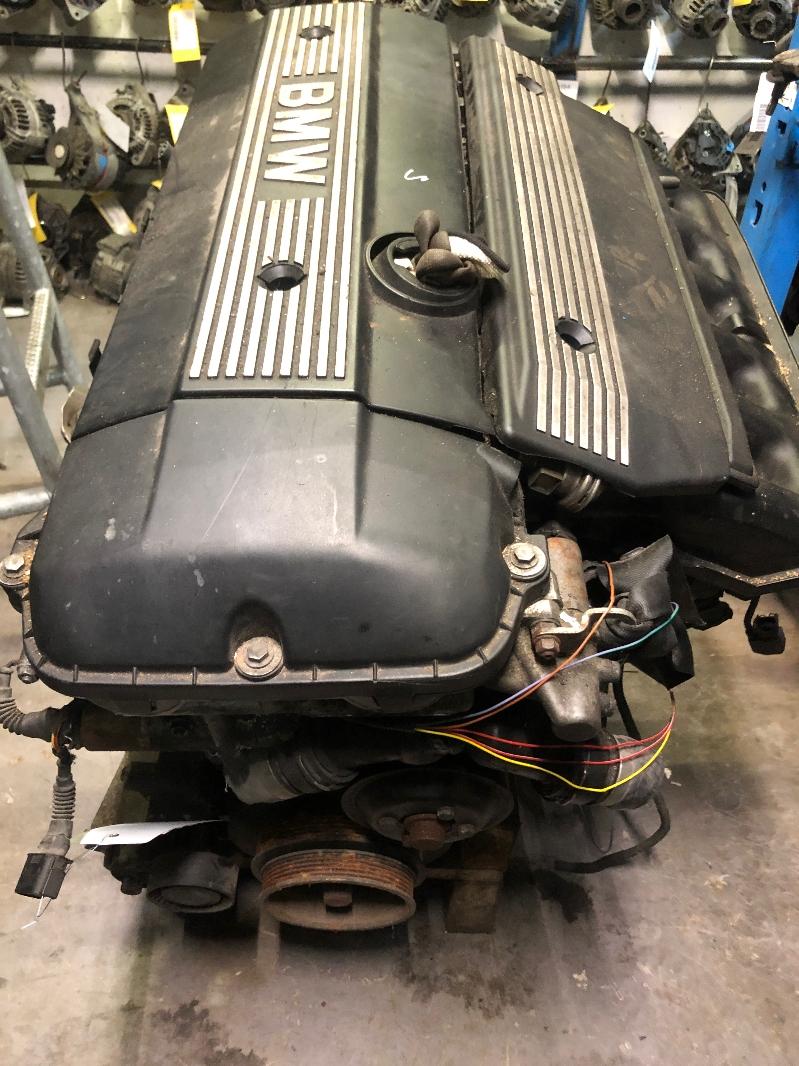 Motor Bmw 3 E46 323 I Bmw M52 M52 256s4 M52 B25 256s4 M52b25 B Parts