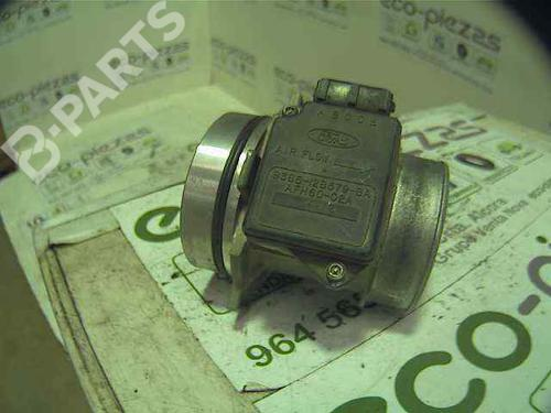 Caudalimetro FORD MONDEO II (BAP) 1.8 TD 93BB12B579BA   AFH6002A   31093819