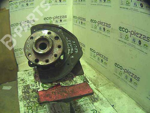 5T   CON ABS   Venstre Styrespindel lagerhus VECTRA B (J96) 2.0 i 16V (F19) (136 hp) [1995-2000] X 20 XEV 5341706