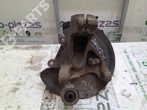93BB1248AA | 93BB 1248 | Mangueta trasera izquierda MONDEO II (BAP) 1.8 TD (90 hp) [1996-2000] RFN 5388994