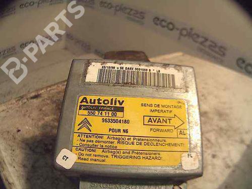 Kollisonspute sett XSARA (N1) 1.9 TD (90 hp) [1997-2000]  5342630