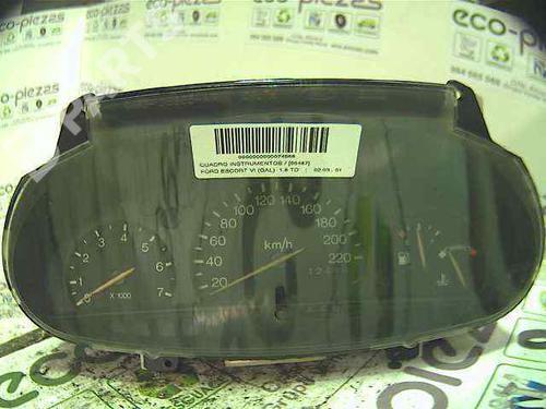 Cuadro instrumentos FORD ESCORT VI (GAL) 1.8 D 96FB10B885AA | 96FB10B885AA | 31093600