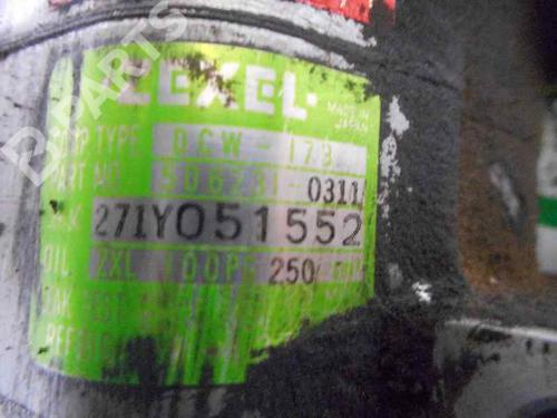 271Y051552   5062310311   ZEXEL   AC-Kompressor 80 (8C2, B4) 2.0 E (115 hp) [1991-1994]  5816310