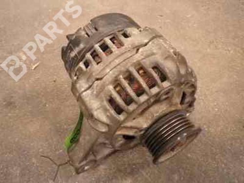 BOSCH 0123320016 | BOSCH 0123320016 | 058903016A | Generator A4 Avant (8D5, B5) 1.9 TDI (110 hp) [1996-2001]  6877669