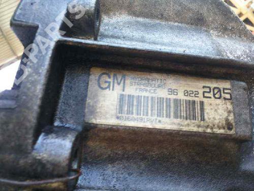 96022205 | 0168491 | Caixa velocidades automática 5 (E39) 530 d (184 hp) [1998-2000]  5377524