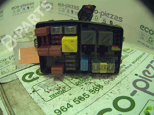 Caja reles / fusibles FORD MONDEO II (BAP) 1.8 TD 93BG14A076EC | 93BG14A076EC | 31093541