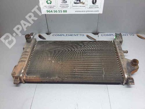 Radiador agua FORD FIESTA III (GFJ)   31093331