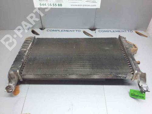 Radiador agua FORD FIESTA III (GFJ)   31093337