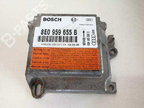 8E0959655B | 0285001483 | Steuergerät Airbag A4 (8E2, B6) 2.5 TDI quattro (180 hp) [2000-2004] AKE 5358678