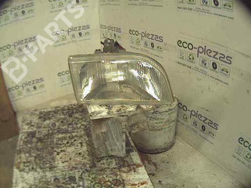 Faro derecho FORD FIESTA III (GFJ)   31093525