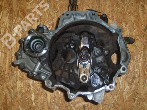 AUDI: EYX Manuel gearkasse A2 (8Z0) 1.4 (75 hp) [2000-2005]  5555744
