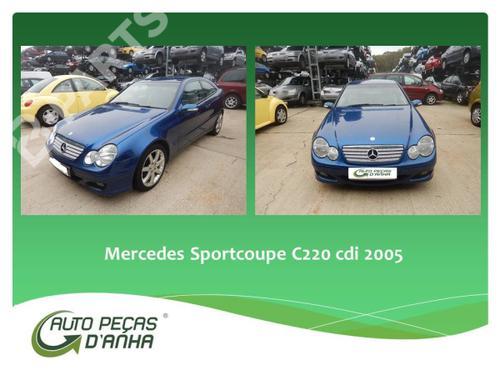 MERCEDES-BENZ C-CLASS Coupe (CL203)  33682561