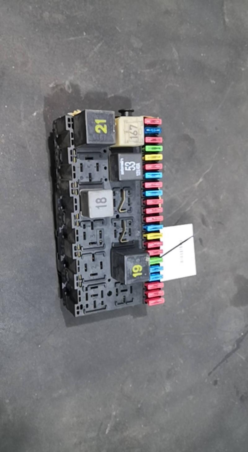 fuse box vw polo variant (6v5) 1.4 | b-parts  b-parts