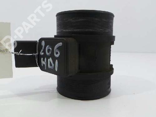 9628336380 Medidor de massa de ar 206 SW (2E/K) 2.0 HDi (90 hp) [2002-2021]  3158456