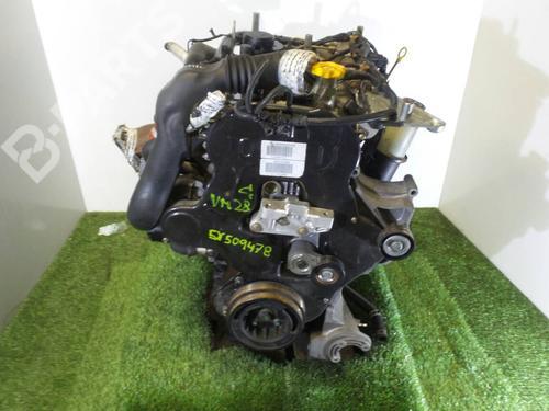 Motor CHRYSLER VOYAGER IV (RG, RS) 2.8 CRD  229322