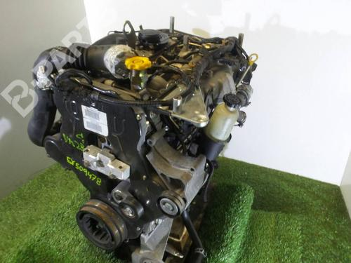 Motor CHRYSLER VOYAGER IV (RG, RS) 2.8 CRD  229323