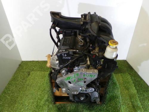 Motor CHRYSLER NEON II 1.6  230504