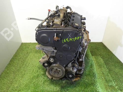 Motor PUNTO (188_) 1.9 JTD 80 (188.237, .257, .337, .357) (80 hp) [1999-2012] 188 A2.000 86639