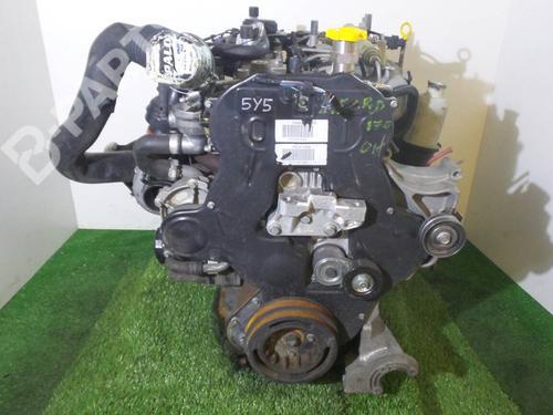 Motor VOYAGER IV (RG, RS) 2.8 CRD (150 hp) [2004-2008] ENR 121424